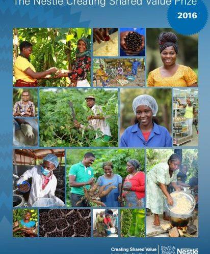 L'entreprise camerounaise Agro-Hub finaliste du Prix CSV de Nestlé