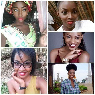 Miss Cameroun 2016: Mon Top 5 des finalistes Miss Cameroun 2016!