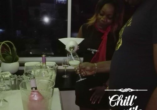 1ère Edition de l'afterwork « Chill'Utile » au Moulin de France à Douala