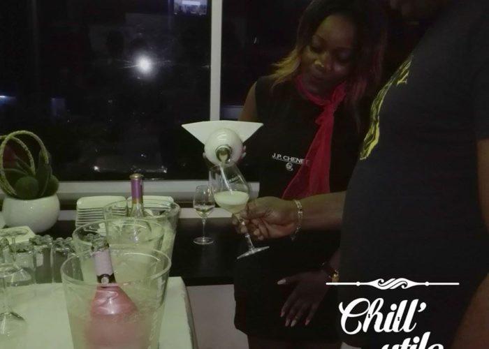 1ère Edition de l'afterwork «Chill'Utile» au Moulin de France à Douala