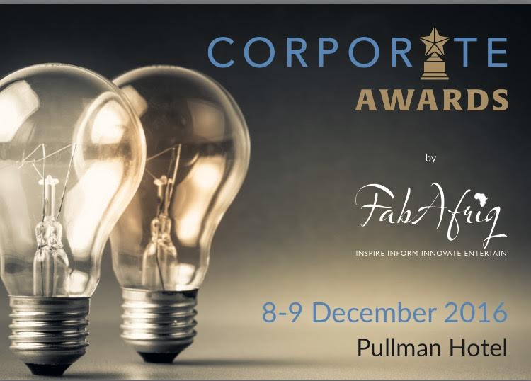 Corporate awards FabAfriq