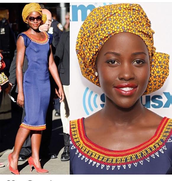 Lupita Lyongo la beauté authentiquement africaine Lupita-in-Kibonen-FY-1
