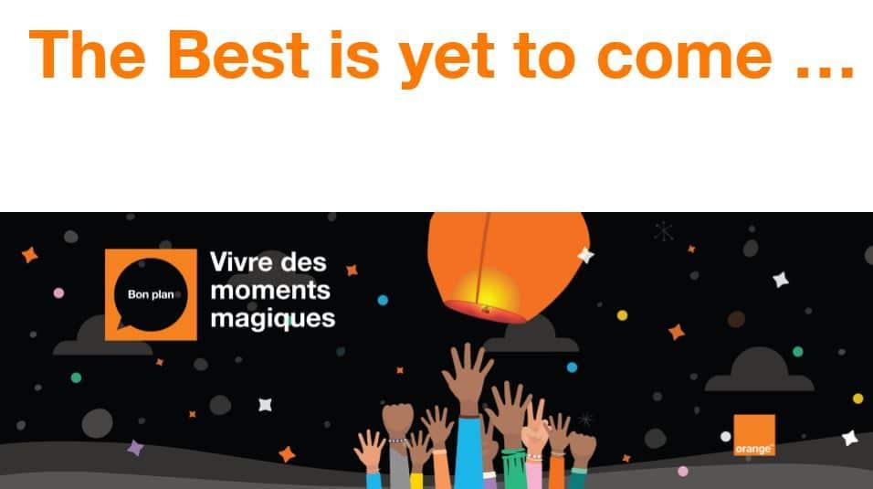 Orange Cameroun - EOY