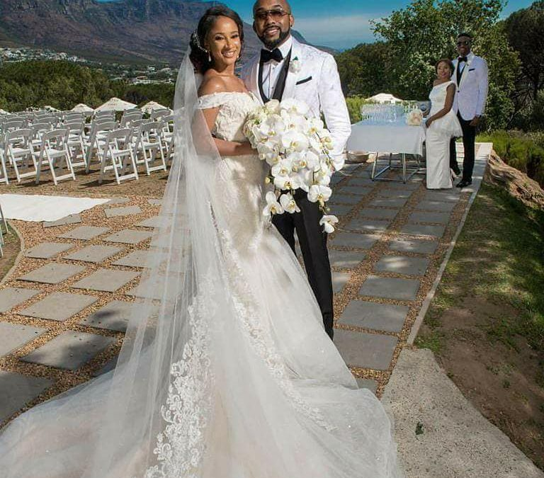 [PICTURES] 15 Looks & outfits of Banky W and Adesua Etomi wedding