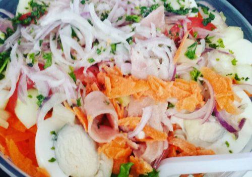 Livraison de repas: La Saladerie de Claudia – Mon partenaire minceur