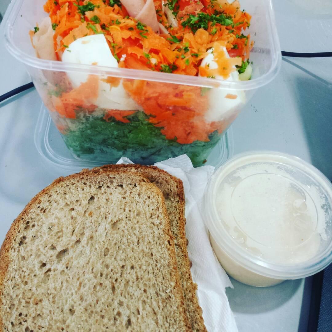 Saladerie de Claudia - Salade au Jambon - Les Marches d'Elodie 2