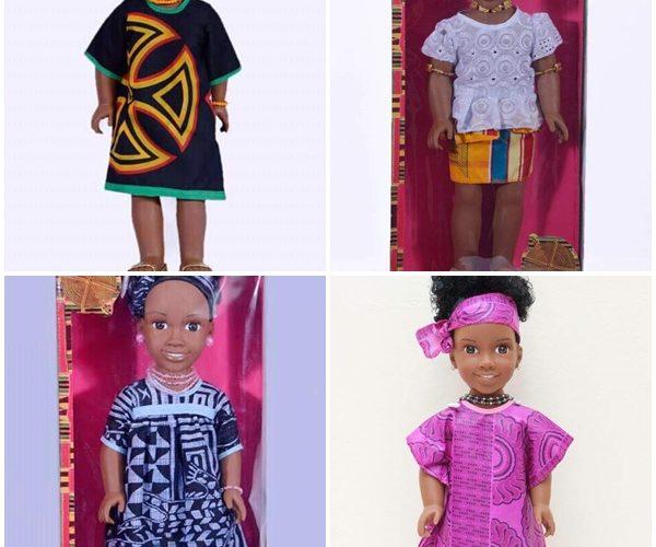 On craque pour les poupées africaines Sarama Dolls | Les Marches d'Elodie