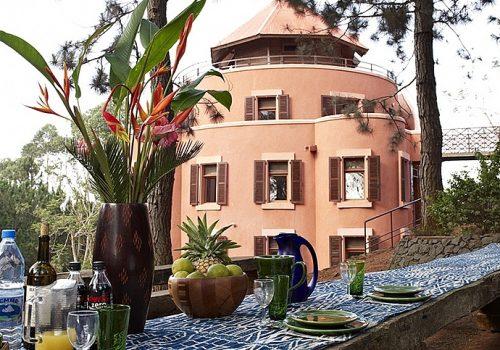 [Découverte] La Fondation Jean-Félicien Gacha et sa Maison d'hôtes, la Villa Boutanga