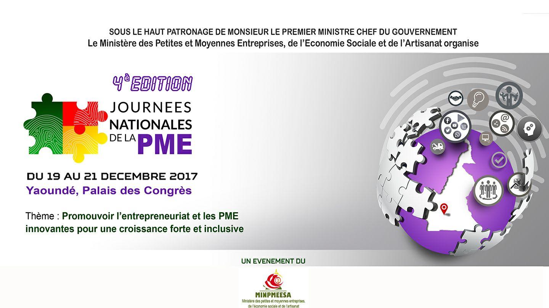 Journées Nationales de la PME - Cameroun