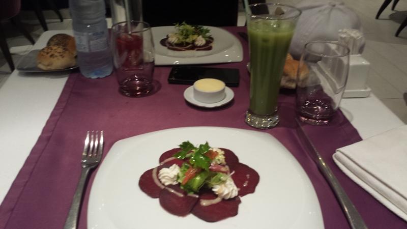 Restaurant Le Coste - Dakar - Les Marches d'Elodie