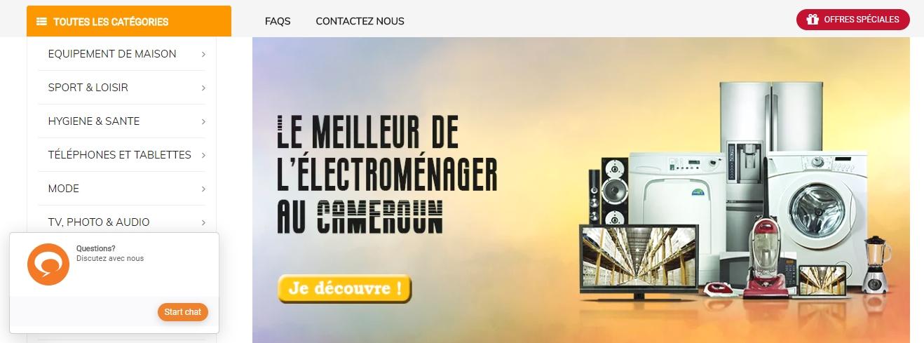 H-Market Center - E-Commerce Games - Les Marches d'Elodie