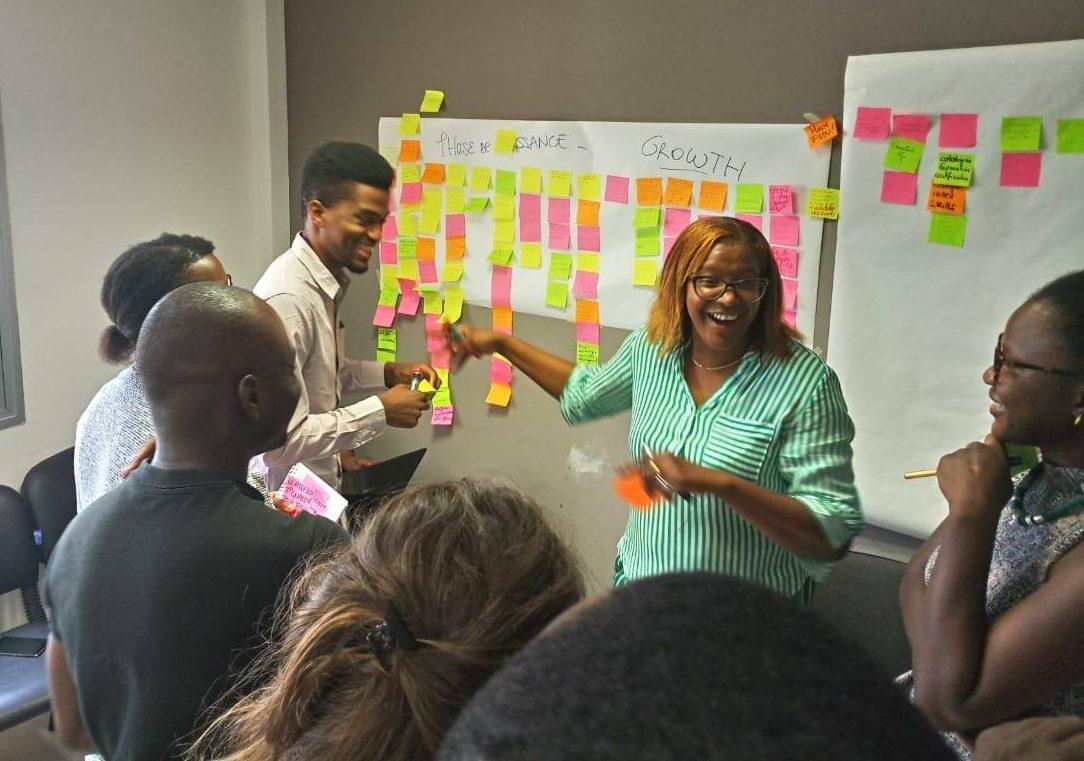 Dakar Policy Hackathon - Eva - Les Marches d'Elodie