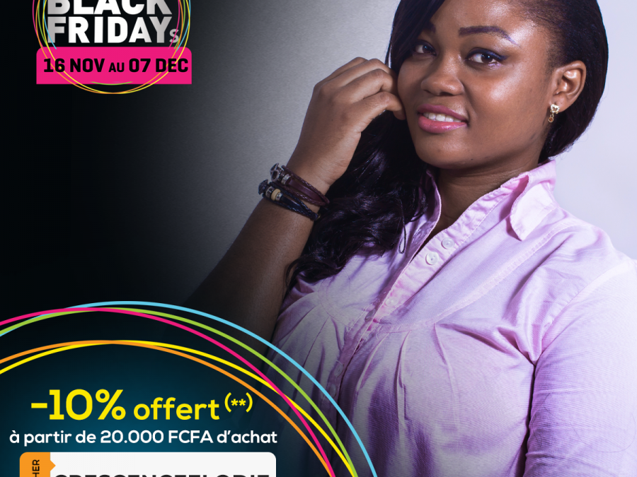 [ PROMO ] Jumia Black Friday: How to make good deals with Jumia Cameroon