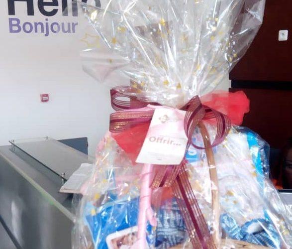 Offrez des cadeaux personnalisés avec les coffrets d'Odile