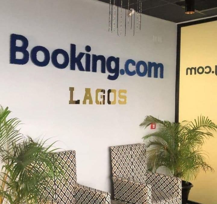 Explore the booking.com offices in Lagos, Nigeria