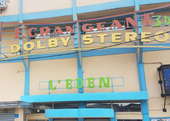 Le Cinéma EDEN, une expérience 3D à Douala