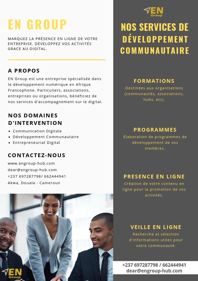 EN Group - Développement Communautaire