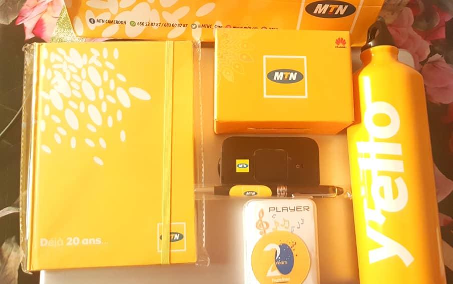 MTN Cameroon - Brand - Les Marches d'Elodie