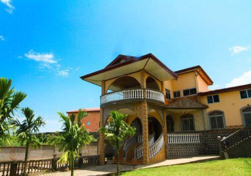 Les villas meublées EVE (Enchanted Victoria Estate) à Limbe