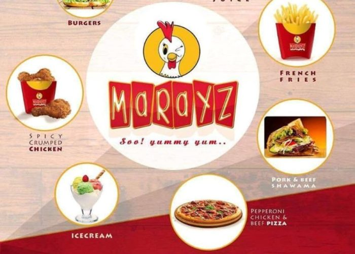 """The Fastfood """"Marayz"""" in Buea, for the golden youth in all simplicity"""