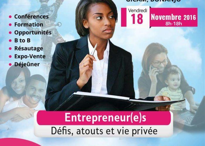 Women's Entrepreneurship Day, the Women Entrepreneurship Event