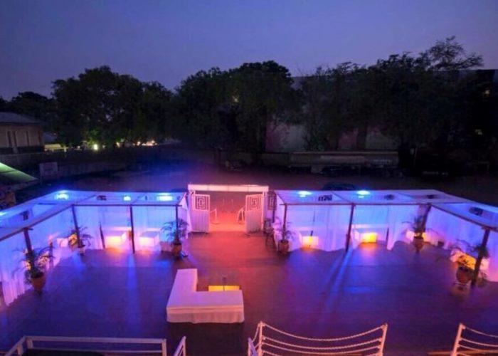 Une soirée feutrée au RockStone's Office à Accra