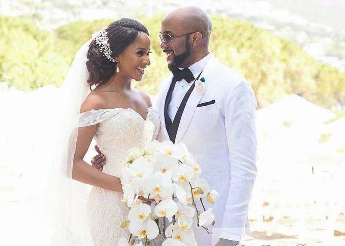 [PHOTOS] 15 Looks et tenues du mariage de Banky W et Adesua Etomi