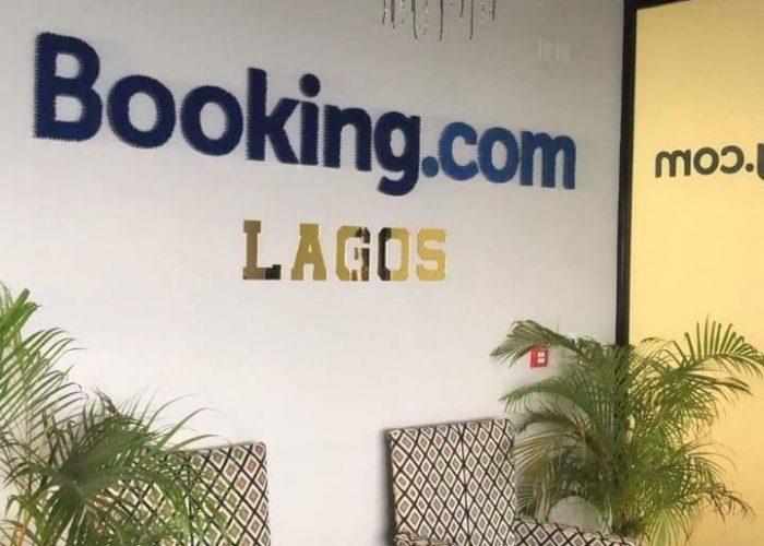 Explore the booking.com offices in Lagos, Nigeria