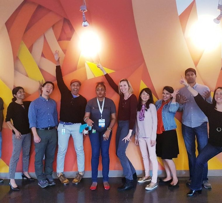 GoDaddy Productivity Team 2018 - Sunnyvale - Les Marches d'Elodie